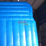 Blue Ocean Inflatable Water Slide #PLS-093  11x6x6m