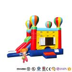 Hot Air Balloon Slide and Bounce Combo #