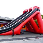 Deluxe Giant Inflatable Water Slide for Adults
