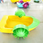 plastic boats,kids water boats #PLH-024